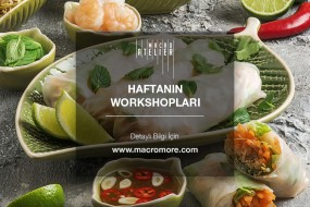 13-18 Mart Macrochefs Workshop