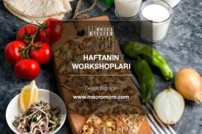 12 – 18 Haziran Macrochefs Workshop